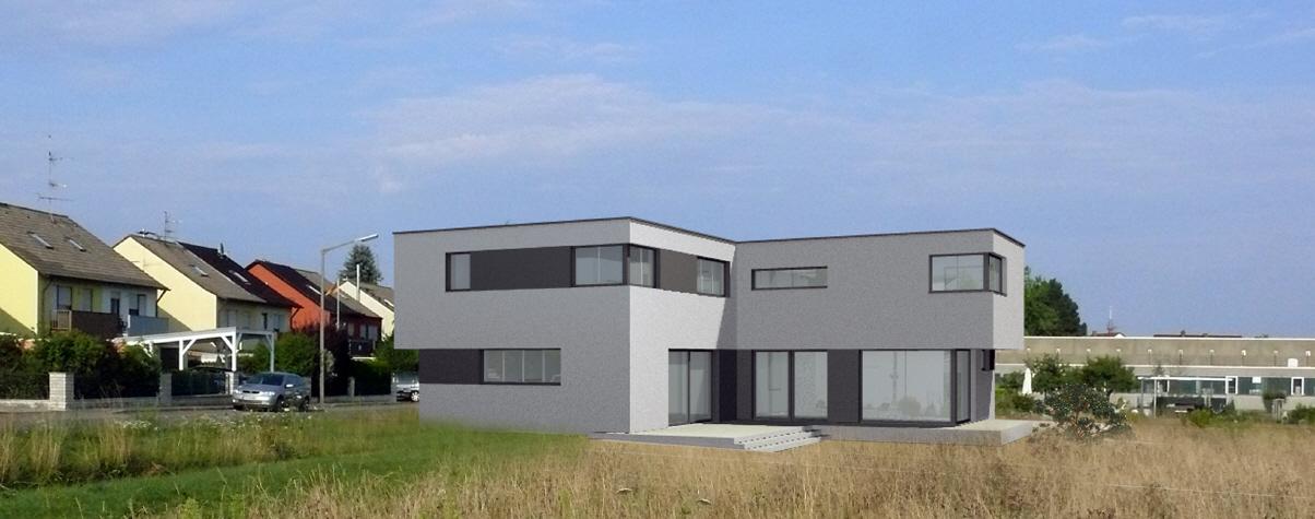 Einfamilienhaus Zirndorf KfW 40 Haus
